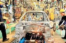 2014年前7个月越南原装汽车进口量猛增