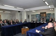 东海问题研讨会在阿根廷举行