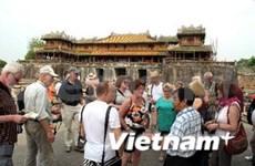 越南承天顺化省接待游客量达180万人次