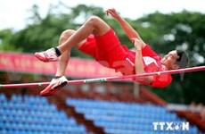 2014年越南青年田径国家锦标赛拉开序幕