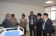越南南非加强医疗卫生领域的经验交流
