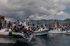 印度尼西亚沉船事件:多名外籍游客失踪
