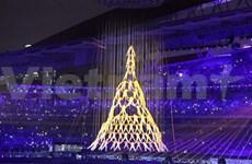第二届夏季青年奥运会:越南体育代表团排在第44位