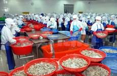 2014年前8个月越南水产品总产量达约400万吨