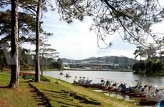 2014年越南西原——大叻国家旅游年:努力克服困难
