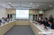 越南与新加坡加强反腐合作