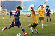 2014年东南亚U19足球锦标赛:日本队、越南队晋级半决赛