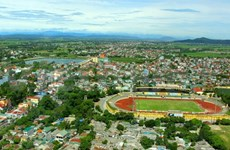 """越南面向建设""""环境可持续发展城市"""""""