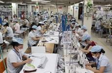 越南纺织品服装品逐渐占领国内市场