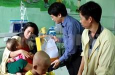 """越南""""灿烂的明天""""基金会成立胡志明市分会"""