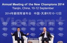 越南出席2014年夏季达沃斯论坛