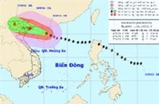 越南全国各地展开应对三号台风措施