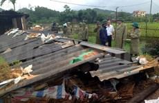 台风《海鸥》袭击越南东北部造成10人死亡1人失踪