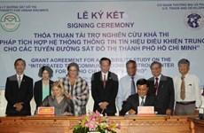 美国向越南展开智能电网项目提供总值为70万美元的无偿援助