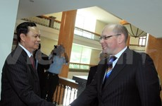 越南与俄罗斯加强反贪反腐合作