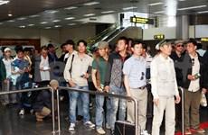 越南撤离在利比亚劳动人员工作基本完毕