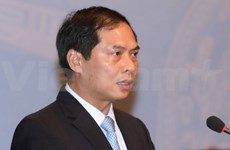 越南外交部副部长裴青山:越荷关系正在良好发展