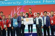 第17届亚运会:裴长江夺得武术散打男子56公斤级银牌
