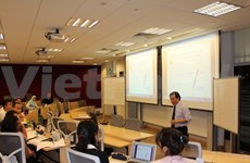 教育培训——越南与新加坡合作关系中的亮点