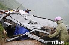 老挝总理就越南遭受台风海鸥袭击致电慰问