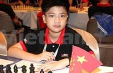 2014年国际棋联世界青少年国际象棋锦标赛:越南棋手获得金牌