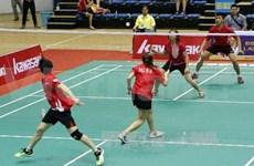 2014年越南川崎-Larue啤酒国际羽毛球锦标赛在岘港市开赛