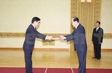 朝鲜与越南关系不断加强