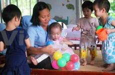 联合国儿童基金会承诺继续资助越南儿童保护工作