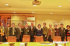 越南国会常务委员会民愿委员会代表团访问挪威