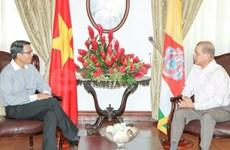 越南与塞舌尔促进合作关系