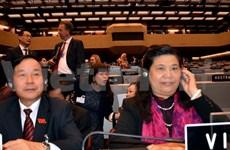 充分发挥越南在各国议会联盟第131次大会中的积极作用