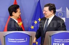 阮晋勇总理圆满结束对比利时和欧盟的正式访问