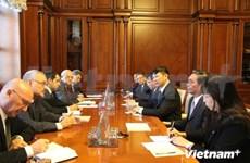 阿塞拜疆希望越南在东南亚地区和国际舞台上扮演日益重要角色