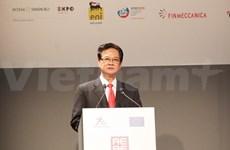 欧洲媒体纷纷报道越南政府总理阮晋勇欧洲之旅