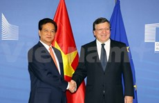 越南副外长裴青山:阮晋勇总理访问欧洲之旅增进越南与各国合作关系