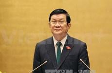 张晋创主席:《残疾人权利公约》获批有助于促进与保护残疾人权益