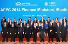 第21届APEC财长会发表联合声明