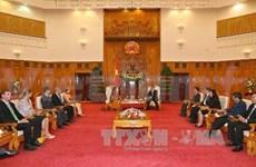 越南政府总理阮晋勇会见联合国驻越机构各首席代表