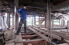 关于亚洲木制建筑物遗产保护问题的国际研讨会在越南顺化市举行