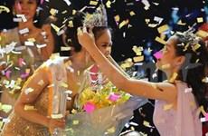 2014年越南全国大学女生选秀比赛总决赛结果揭晓