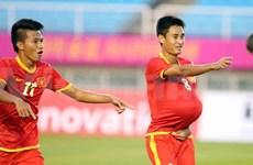 2014年胡志明市国际足球友谊赛:越南队以3比0击败韩国大学生球队