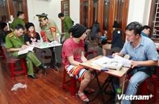 越南海防市警方成功摧毁外国籍高科技诈骗犯罪团伙