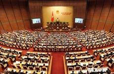 龙城国际机场兴建项目和越南批准联合国两项公约引起国会代表热议