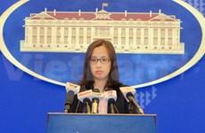 越南外交部副发言人:马航MH17的3名越南罹难者遗骸迁回国内