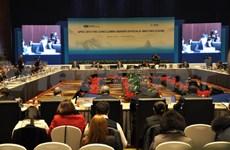 APEC高官会议取得四大领域共识