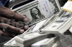 2014年10月份印度尼西亚外汇储备达1120亿美元