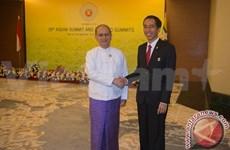 印缅力争2016年双向贸易总额达10亿美元