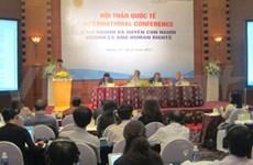 越南首次主办第14届亚欧非正式人权研讨会