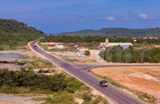 越南坚江省富国岛县正式成为二线城市