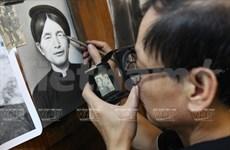 越南河内人的写真艺术
